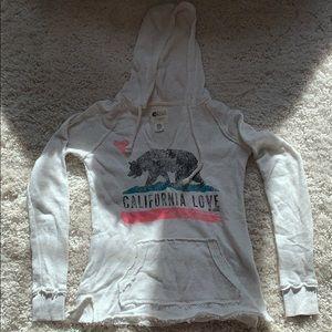 Billabong Cream Sweatshirt